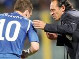 Пранделли готов взять Кассано на Eврo, даже если тот не успеет восстановиться