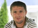 Сергей РЕБРОВ: «Марадоне не мешало бы поучиться»