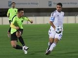 «Динамо» в контрольном матче уступило «Малаге»
