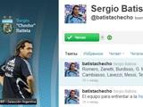 Серхио Батиста назвал состав сборной через твиттер