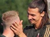 Ибрагимович нашёл в «Милане» замену Пике (ФОТО)