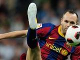 Андрес Иньеста: «Арсенал» показывает лучший футбол в Англии»