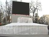 Памятник Валерию Лобановскому на новом месте откроют 6 января
