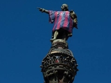 Христофора Колумба «приняли» в «Барселону» (ФОТО)