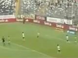 Чилийскому футболу землетрясение — не помеха (ВИДЕО)