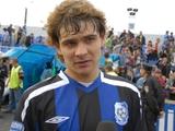 Павел Ребенок: «Рад возможности продолжить карьеру в «Черноморце»