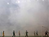 В Москве из-за смога могут быть отменены футбольные матчи