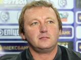 Владимир Шаран: «У Блохина есть все необходимое для достижения результата»