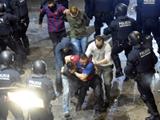 Болельщики «Барселоны» отметили чемпионство массовыми беспорядками (ВИДЕО)