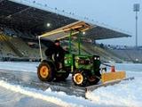Еще один матч Серии А отменен из-за снегопада