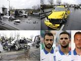 Футболисты сборной Греции попали в аварию (ФОТО)