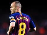 Иньеста заявил о своем желании вернуться в «Барселону»