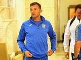 Сегодня сборная Украины проведет тренировку на Банникова