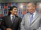 Президент  АФА: «Мы просто не смогли достичь соглашения с Марадоной»