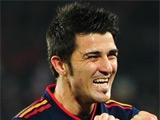 Давид Вилья: «Германия не будет довольна тем, что ее соперник — Испания»