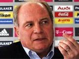 Хёнесс назвал футбол «Баварии» «умным»