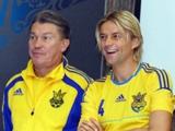 Олег Блохин: «Тимощук — профессионал и все понимает»