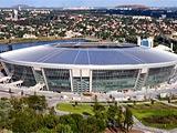 «Донбасс Арена» намерена ввести инфракрасный обогрев чаши стадиона к осени 2011 года