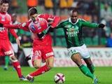 Матч «Аяччо» — «Сент-Этьен» был прерван из-за непогоды