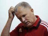 Владими НИКИТЕНКО: «Не думаю, что отсутствие зрителей на «Олимпийском» будет нашим преимуществом»