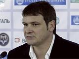 «Металлург» З — «Кривбасс» — 2:0. После матча. Таран: «Выражаю игрокам своё уважение»