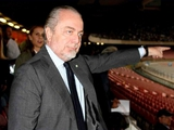 Владелец «Наполи» призывает создать европейский клубный чемпионат