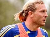 Воронин покинул расположение сборной Украины