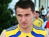 Денис Олейник перешел в «Днепр»