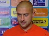Ярослав Ракицкий: «Я не видел, чтобы у «Динамо» были какие-то моменты»