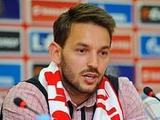 Милош Нинкович: «Если бы мог, остался бы в «Звезде» на всю жизнь»