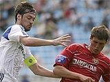 «Динамо» — «Металлург» З — 3:0. Отчет о матче