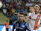 «Черноморец» — «Шахтер» — 1:3. После матча. Григорчук: «Это большой праздник, не до судейства»