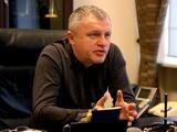 Игорь СУРКИС: «Я бы очень хотел, чтобы Блохин стал в «Динамо» тренером-легендой, как Лобановский»