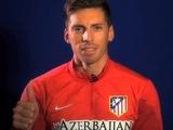 Хосе Соса: «Горжусь тем, что буду играть за «Атлетико»