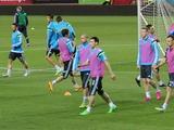 ФОТОрепортаж: тренировка сборной Украины в Испании (18 фото)