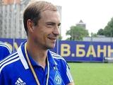 Олег ВЕНГЛИНСКИЙ: «Так дебютировать, как Теодорчик, — сверхважно»