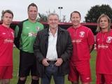 Клуб девятого английского дивизиона вернул на поле сразу нескольких звездных ветеранов