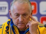 Григорий Суркис поздравил Михаила Фоменко с 70-летием