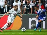 Лига чемпионов, 2-й тур: «Динамо» расходится миром с «Бешикташем»