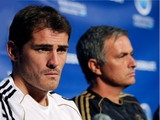 Жозе Моуринью: «Касильясу будет непросто снова занять место в воротах»