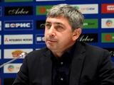 Александр Севидов: «У нас преимущество всегда отдается клубным воспитанникам»