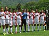 Сборная Американского Самоа празднует первую победу в своей истории