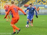 «Мариуполь» — «Динамо»: стартовые составы команд