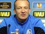 Роман Григорчук: «Хотелось бы потренировать какой-то великий клуб»