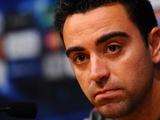 Хави хочет остаться в «Барселоне» после завершения карьеры