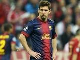 В Мюнхене Месси пробежал меньше всех игроков «Барселоны»