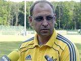 Павел Яковенко: «Мы посмотрели многих футболистов. Это поможет нам в отборе на Евро-2013»