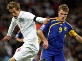 Англия - Украина - 2:1. Отчет о матче