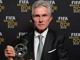 Юпп Хайнкес: «Счастлив, что стал лучшим тренером года»