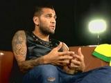 Дани Алвес: «Роналду сильнее всех, но «Золотого мяча» не заслуживает»